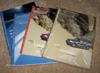 2000 Ford Explorer Owners Manual Automotive