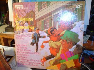 MONTGOMERY WARD A CHRISTMAS TO REMEMBER VOL 2 LP Music