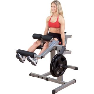 Cam Series Leg Extension/ Leg Curl Machine   Commercial Rated! (GCEC340)
