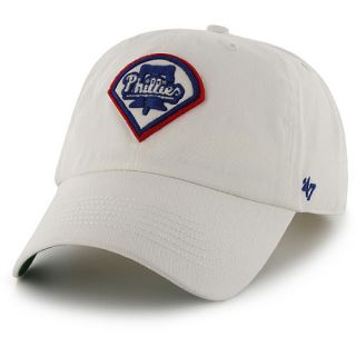 47 BRAND Mens Philadelphia Phillies Grapple Adjustable Cap   Size: Adjustable