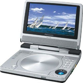 Panasonic DVD LS55 Portable DVD Player with 7 Inch Widescreen LCD: Electronics