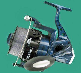 Tsunami Shock Wave Pro 750 Saltwater Fishing Reel 25lb 200Yds  Spinning Fishing Reels  Sports & Outdoors