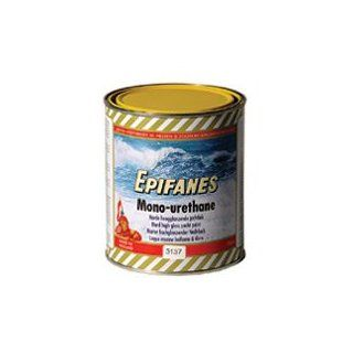 Epifanes Monourethane One Component Paint MU3116750 Bright Red 750 ml: Home Improvement