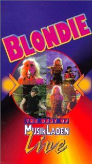 Blondie   The Best of Musikladen Live: Manfred Sexauer, Uschi Nerke, Karl Dall, Ingo Insterburg, Bryan Ferry, Bonnie Tyler, Joan Jett, Randy Jones, Deborah Harry, Suzi Quatro, Georg Kajanus, Precious Wilson: Movies & TV