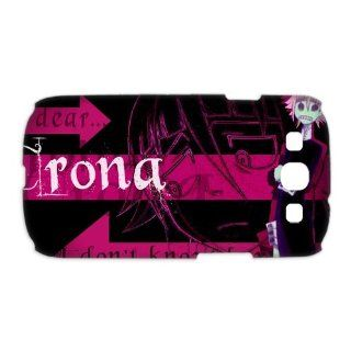 Personalized Anime Soul Eater print on hard case for Samsung Galaxy S3 I9300 DPC 06244: Cell Phones & Accessories