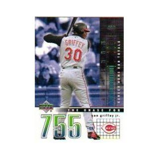 2003 Upper Deck Chase for 755 #C5 Ken Griffey Jr.: Sports Collectibles