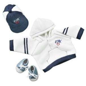 Ashton Drake So Truly Real Baby Doll Clothing: Charlie's Going To The Park Ensemble: Toys & Games