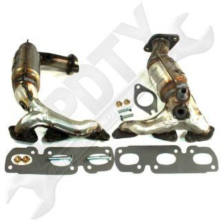 Escape/Mariner/Tribute 3.0L Exhaust Manifold & Catalytic Converter FRONT & REAR Automotive