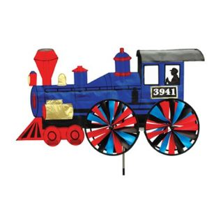 Premier Designs Steam Engine Wind Spinner   Wind Spinners