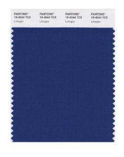 PANTONE SMART 19 4044X Color Swatch Card, Limoges: Home Improvement