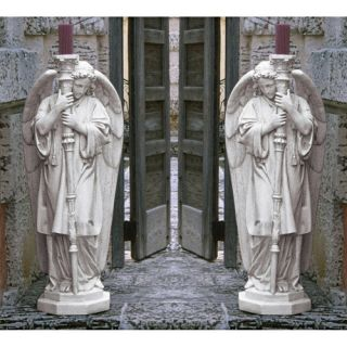 Set of Padova Guardian Angel Statues   Garden Statues