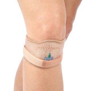 Jumper's Patellar Tendon Strap with Silicone Pad: Health & Personal Care