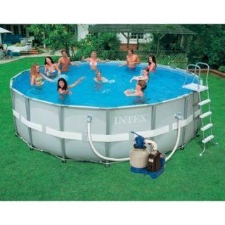 Intex Ultra Frame Pool   16 x 4 ft.   Swimming Pools & Supplies