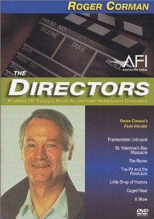 AFI   The Directors   Roger Corman Robert J. Emery Movies & TV