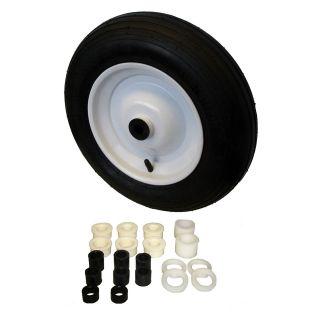 Marathon Industries Universal Fit Air Filled Wheelbarrow Tire   Wheelbarrows