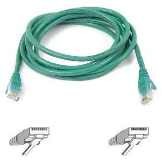 Belkin A3L791 30 GRN 30 Feet RJ45 CAT 5E Patch Cable (Green) Electronics