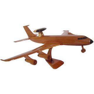 E3 Awacs Big Eye Model Airplane   Military Airplanes