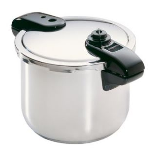 Presto 01370 Pro 8 quart Stainless Steel Cooker   Pressure Cookers & Canners