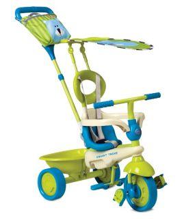 Smart Trike 4 in 1 Safari Tricycle   Green   Tricycles & Bikes