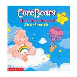 Care Bears Sticker Book #1: Sonia Sander, Duendes Del Sur: 9780439451765: Books