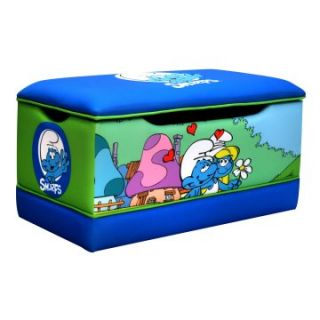 Sony Smurfs Love Deluxe Toy Box   Toy Storage