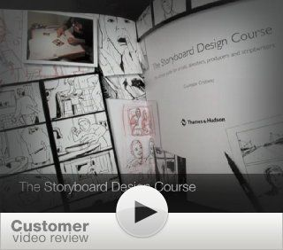 Storyboard Design Course: Principles, Practice, and Techniques: Giuseppe Cristiano: Books