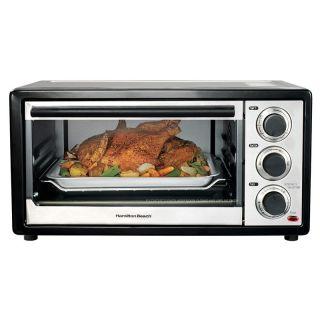 General Electric Countertop Convection Oven : Hamilton Beach 31509 6 Slice Convection Toaster Oven Toaster Ovens