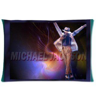 Michael Jackson Custom Pillowcase Standard Size 20x30 PWC 841
