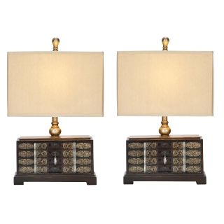 Renata Table Lamp Pair   Table Lamps