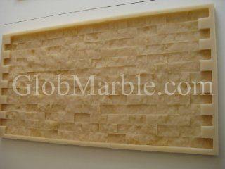 Mosaic Stone Rubber Mold. Concrete Veneer Paver. 821: Patio, Lawn & Garden