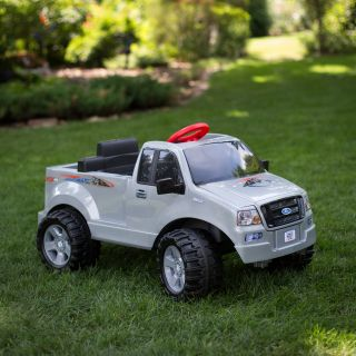 Fisher Price Power Wheels Ford F150 Truck Battery Powered Riding Toy   Battery Powered Riding Toys