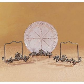 Gold Plate Easel Assortment   Set of 12   Decorative Easels