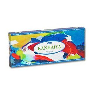 Kanhaiya   100 Gram Box   Satya Sai Baba Incense: Home Improvement