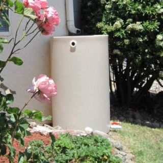 Tijeras 27 x 42 in. Villa Plus Basket Rain Barrel   Rain Barrels
