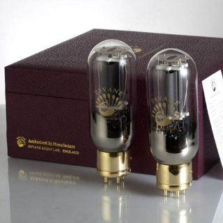 Matched Pair Premium Grade Psvane 845 T Vacuum Tube High End in Gift Box Electronics