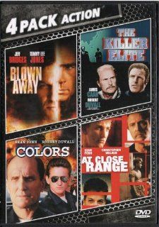 At Close Range/Colors/Blown Away/The Killer Elite: Christopher Walken, James Caan, Jeff Bridges, Robert Duvall, Sean Penn, Tommy Lee Jones, Dennis Hopper, James Foley, Sam Peckinpah, Stephen Hopkins: Movies & TV