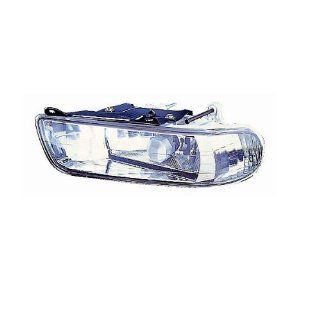 95 99 Subaru Legacy Front Driving Fog Light Lamp Left Driver Side SAE/DOT Approved Automotive