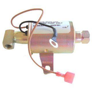 Cummins A029F887 Onan Electric Fuel Pump Automotive