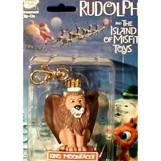 Rudolph & The Island of the Misfit Toys King Moonracer Deluxe Action Figure: Toys & Games