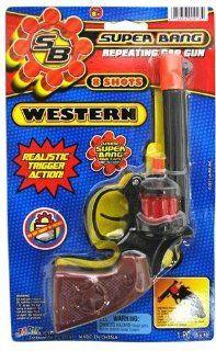 Ja Ru #913 Western Repeating Cap Gun Toys & Games
