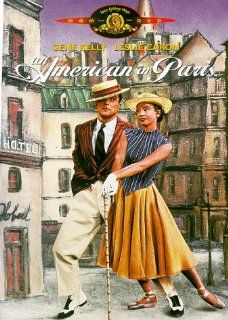American in Paris: Gene Kelly, Leslie Caron, Oscar Levant, Georges Gu�tary, Nina Foch, The American In Paris Ballet, Robert Ames, Joan Anderson, Marie Antoinette Andrews, Martha Bamattre, Felice Basso, Charles Bastin, Alfred Gilks, Vincente Minnelli, Adrie