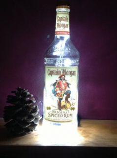 Captain Morgan Upcycled Bottle Light White LED