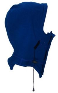 City Hunter Winter Tactical Hood Balaclava (One Size)   Blue at  Men�s Clothing store