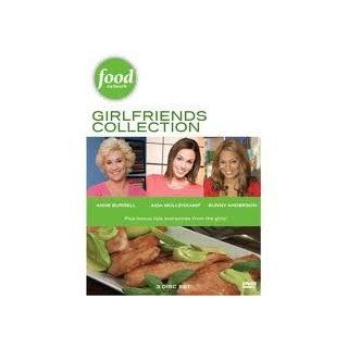 Food Network: Girlfriends Collection: Anne Burrell, Aida Mollenkamp, Sunny Anderson: Movies & TV