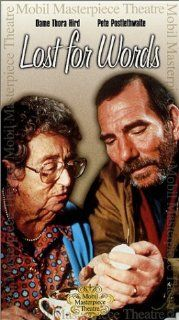 Lost for Words Masterpiece Theatre [VHS] Thora Hird, Pete Postlethwaite, Penny Downie, Jennifer Luckraft, David Shimwell, Anne Reid, Keith Clifford, Eddie Caswell, Tom Higgins (II), Diana Flacks, Malcolm Hebden, Ruth Holden, Dinah Handley, Katherine Dow