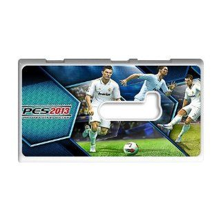 DIY Waterproof Protection Soccer Star Cristiano Ronaldo Case Cover For Nokia Lumia 920 0396 04: Cell Phones & Accessories