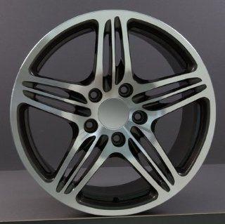 "18"" 997 Turbo Style Wheels For Porsche 996 997 944 928 Models Set of 4 Rims: Automotive"