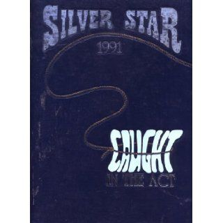 1991 SILVER STAR   Gaither High School Yearbook Staff of 1991 Silveer Star Books