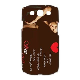 Custom Channing Tatum 3D Cover Case for Samsung Galaxy S3 III i9300 LSM 926: Cell Phones & Accessories