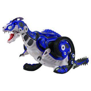 iloveRobots Blazor   Raging Roaring Raptor Blue Toys & Games